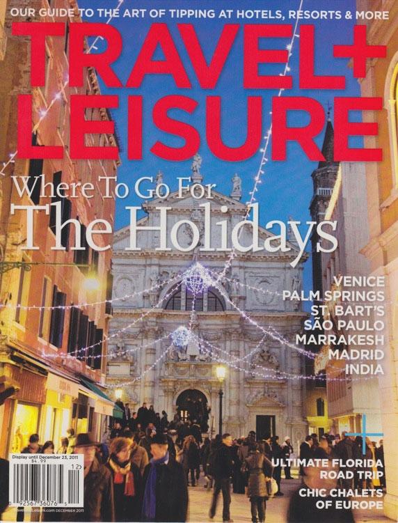 Travel Leisure 2011