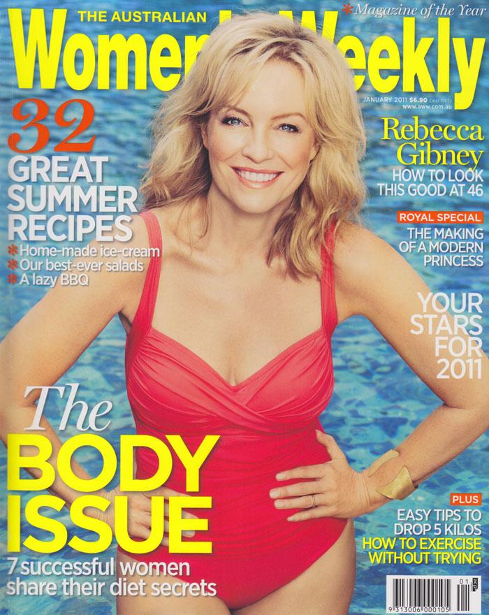 Australian Women Weekly - Jan 2011