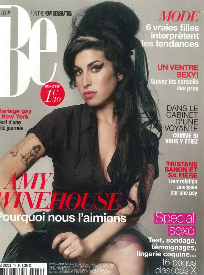 BE Magazine - July 2011 - JADEtribe