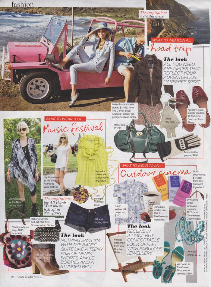 Vogue Australia Dec 2009