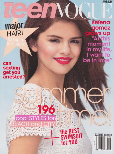 Teen Vogue June 2011