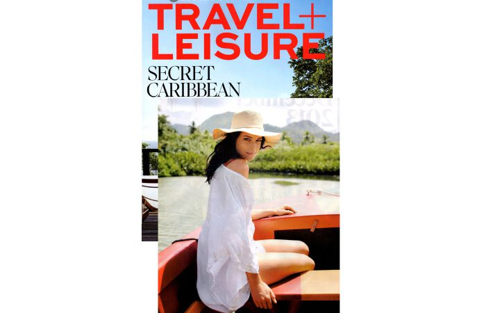 Travel + Leisure April 2014 - JADEtribe
