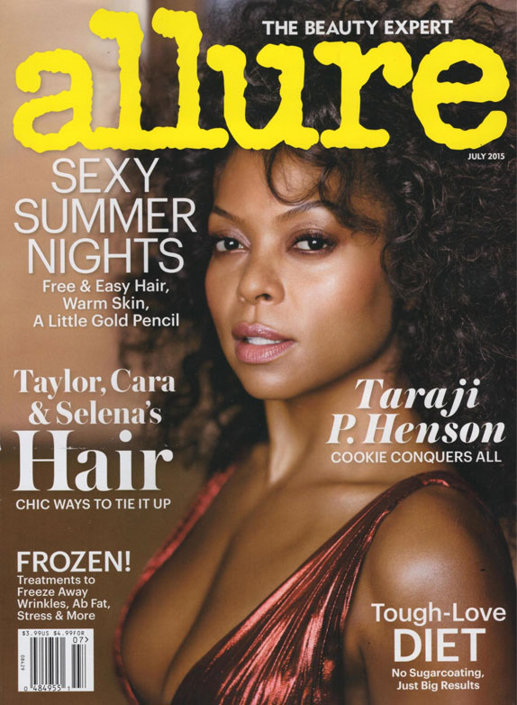 Allure July 2016